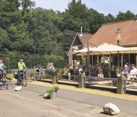Camping Zonnekamp entree