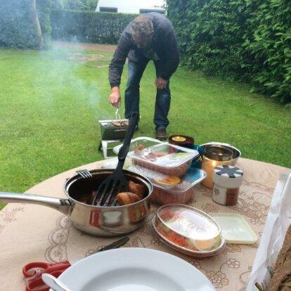 BBQ heerlijk genieten in Drenthe