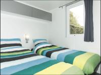 Chalet 36 an de aandere kante slaapkamer