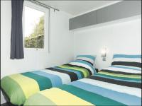 chalet 34 in't Zunnegien slaapkamer