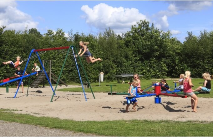 Speeltuin Camping Zonnekamp Drenthe