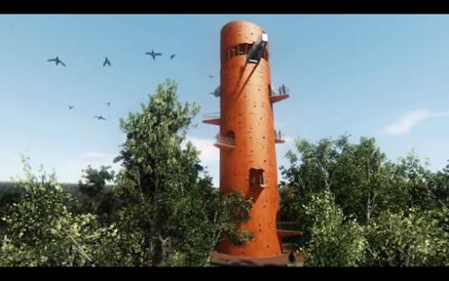 Uitkijktoren Appelscha