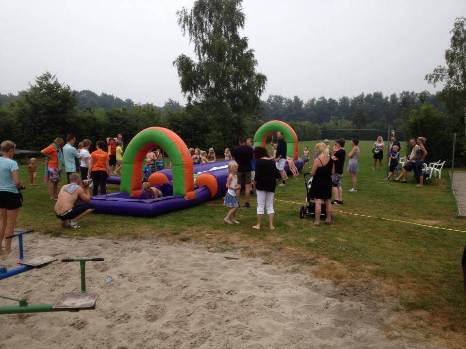 Evenement sportveld