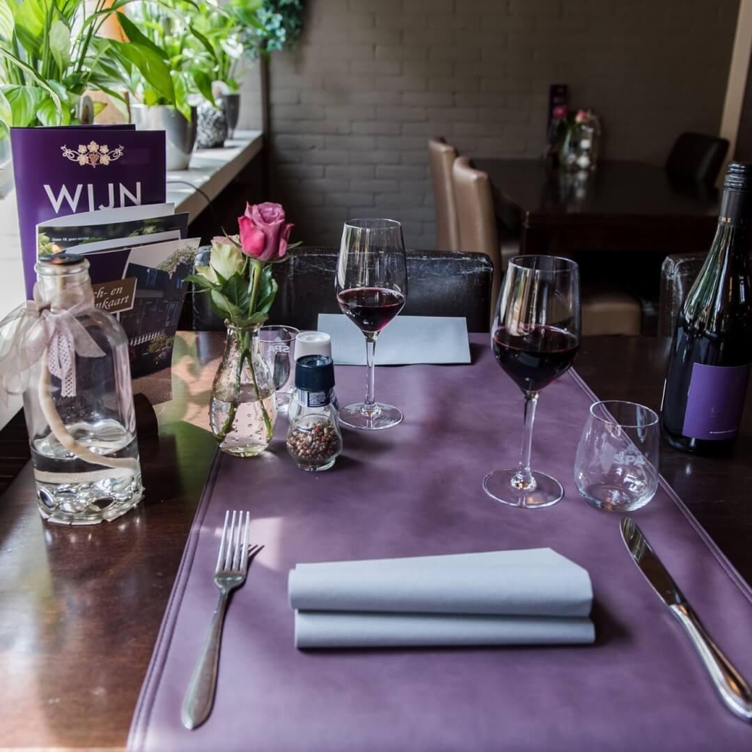 Eten bij Hotel Villa Nova