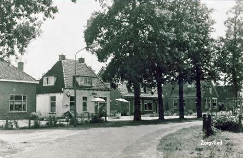 Café in Zorgvlied