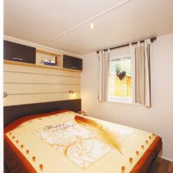 Masterbedroom chalet 84